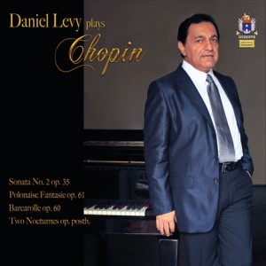 Daniel Levy plays Chopin