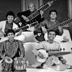 Ustad Imrat Khan & sons  - sitar, surbahar, sarod, tabla and tanpura