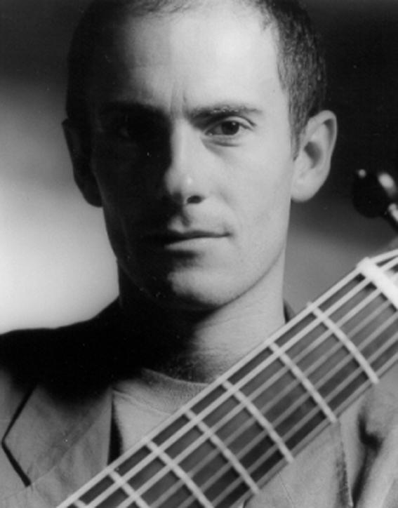 Paolo Pandolfo - viola da gamba