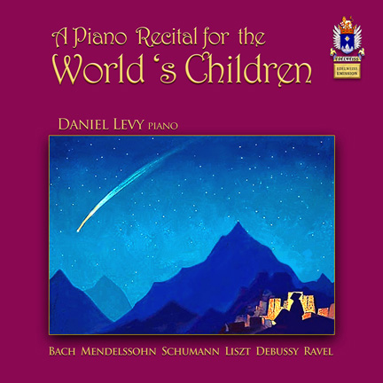 A Piano Recital for the World's Chidren