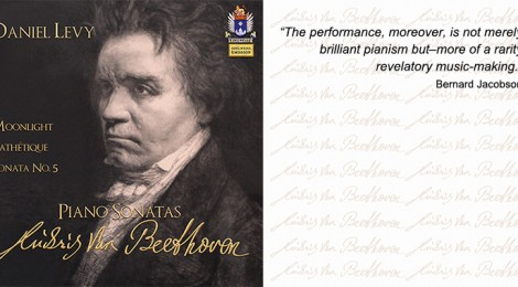 New Release: Beethoven Piano Sonatas