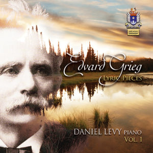 Grieg Lyric Pieces vol.1 - Daniel Levy piano - cover