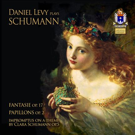 Daniel Levy plays Schumann Vol. 2