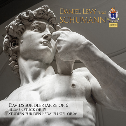 Daniel Levy plays Schumann Vol. 5