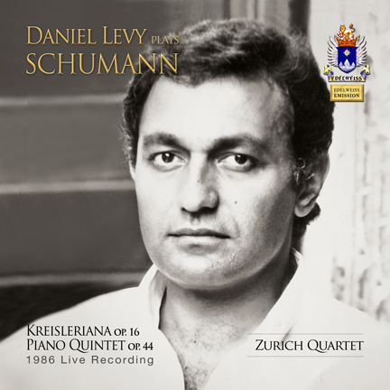Daniel Levy plays Schumann Vol. 7 (1986 Live Recording)