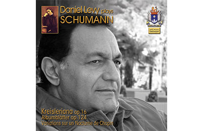 Daniel Levy plays Schumann vol.1
