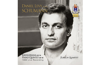 Daniel Levy plays Schumann vol.7