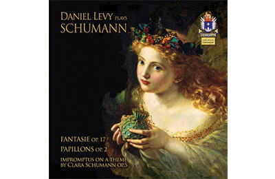 Daniel Levy Plays Schumann vol.2