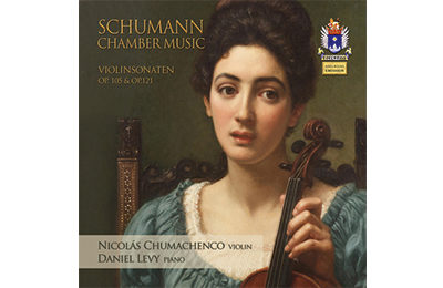 Schumann Chamber Music - Sonatas for Violin